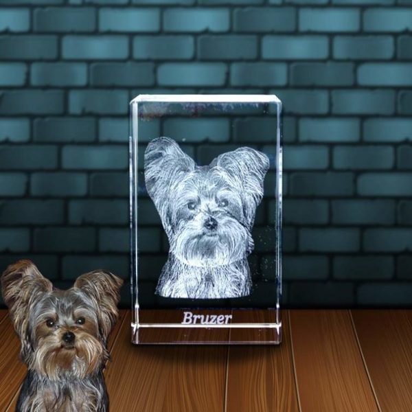 3D Photo Crystal Small