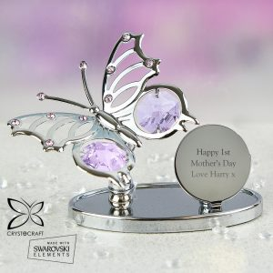 Personalised Crystocraft Ornament