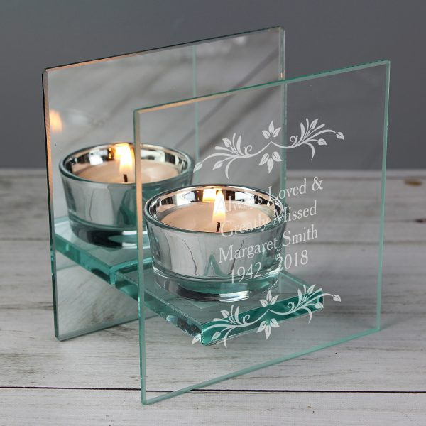 In Loving Memory Tea Light Holder