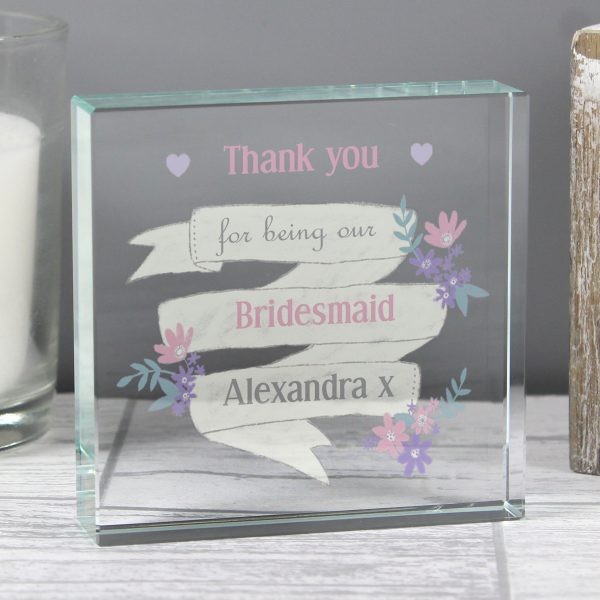 Personalised Glass Gift for Her