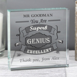 Male Teacher Thank You Gift
