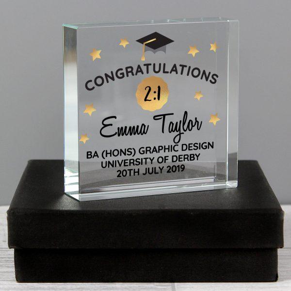 Personalised Graduation Gift