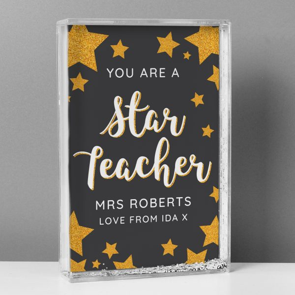 Personalised Teacher Thank You Gift