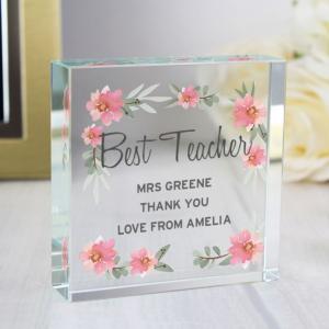 Teacher Thank You Keepsake Token