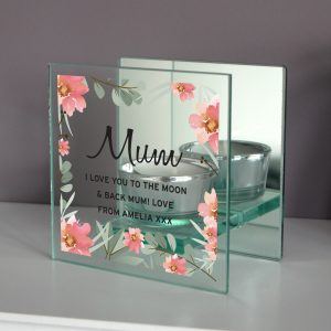 Personalised Tealight Holder