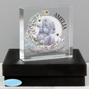 Personalised Mother's Day Crystal Token