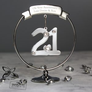 21st Birthday Personalised Gift