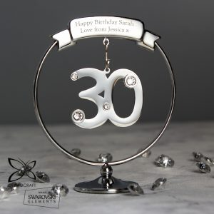 Personalised 30th Birthday Gift, Personalised 30th Anniversary Gift