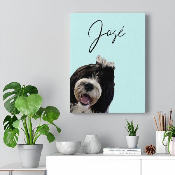 Personalised Pet Portrait Wa