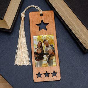 Photo Bookmark Stars