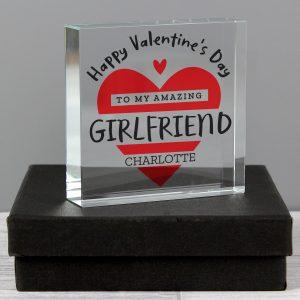 Personalised Valentine's Day Keepsake Token