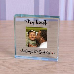 Glass Token - Heart Belongs To Daddy