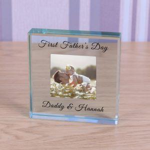 Glass Token - Daddy &