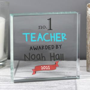 No. 1 Teacher - Thank You Gift